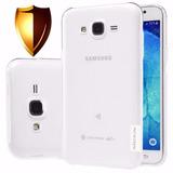 Capa Protetora Nillkin 0.6 Tpu Nature Samsung Galaxy J5 +pel