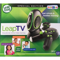 Leapfrog Leaptv Educational Active Video Sistema Videojuegos