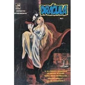 Revista Drácula Nº 1 Ned