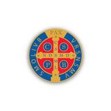 Adesivo Católico São Bento Igreja Paróquia Capela #0394