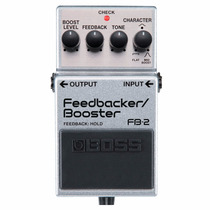 Pedal Boss Fb-2 Feedback/booster - Pd0171