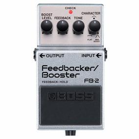 Pedal Boss Fb-2 Feedback/booster - Pd0171