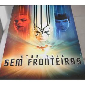 Pôster Star Trek Sem Fronteiras - Exclusivo Omelete Box