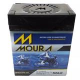 Bateria Moura Ma6-d Honda Nx4 Falcon 400/cb 300r