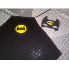 10 Capas Y Antifaz Batman