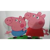 Figuras En Anime Peppa Pig Y Otros