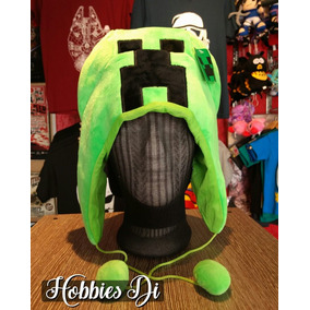 Gorro Creeper - Minecraft