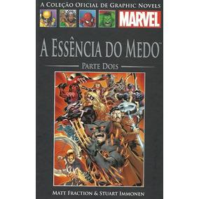 Graphic Novel Marvel Ed 91 Lateral 71 A Essência Do Medo Ii