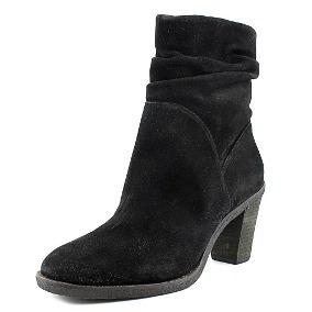 Botas Botines Negros Zapatos Mujer Cuero Reno Vince Camuto