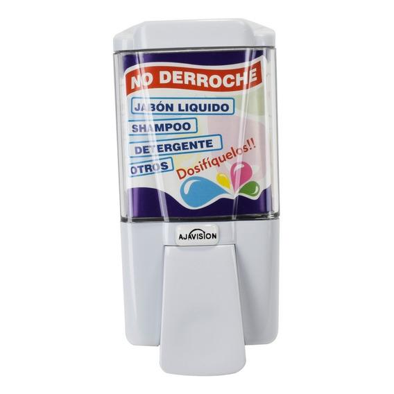 Dispenser Dosificador Shampoo Jabon Ba?o Detergente Push