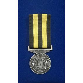 Medalha Antiga Da Rota Tobias De Aguiar