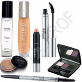 Kit Maquillaje Profesional Beige 7 Productos Mimika Lidherma