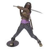 The Walking Dead - Michonne 25 Cms - Mcfarlane Toys