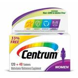 Vitamina Centrum Mulher 160 Capsulas Direto Estados Unidos
