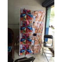 Porta Baner De 80x1.80 Y 60x 1.60m