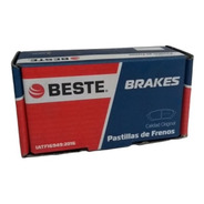 Pastillas De Freno Nissan Sentra 2013 1.8 718be (d)