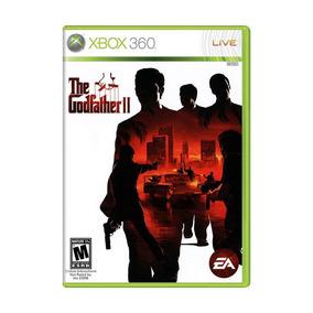 The Godfather Ii Xbox 360 Mídia Física + Poster Brinde