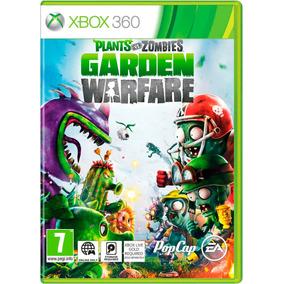 Plants Vs Zombies Garden Warfare Xbox 360 Físico Alclick
