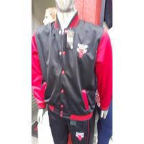 Agasalho Jaqueta Colegial Chicago Bulls Importada