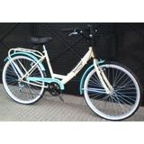 Bicicleta Dama Con Cambios Rodado 26 Directa De Fabrica