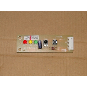 Placa Receptora Ar Cond Split Springer Space Intronics