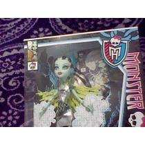 Monster High Electrochica Frankie Stein Nueva