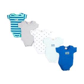Set De Pañaleros Baby Colors Azul Pr-5789992
