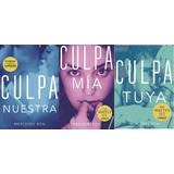 Trilogia Culpable Culpa Mia Culpa Tuya Culpa Nuestra M. Ron