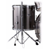Pearl Exx1414f/c 21 Floor Tom Smokey Chrome Humo Cromado