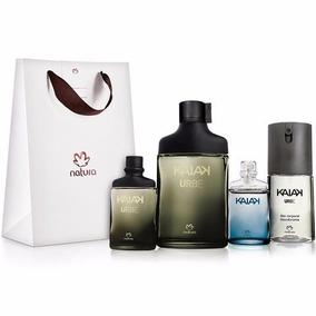 Presente Natura Kaiak Urbe Kit Com 4 Produtos