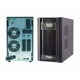 Ups Regulador 3 Kva Online Powest Titan Certificada Redes Pc