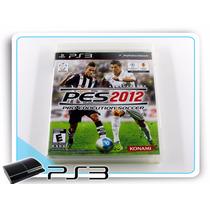 Pes 2012 Original Playstation 3 Ps3