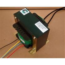 Transformador Isolador Entrada 110-220v Saída 0 - 24v 30a