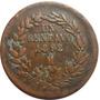 1 Centavo Juárez 1892 Mo República Mexicana
