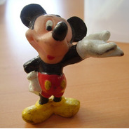 2 Miniaturas : Mickey Y Wendy
