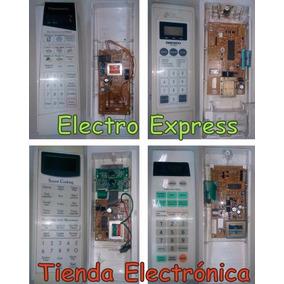 Repuesto Panel De Microondas Varios Modelos, Funcionando