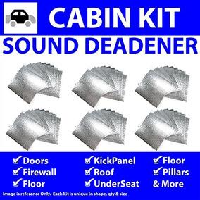 Zirgo 314734 Heat And Sound Deadener (for 61-74 Ford Van ~ I