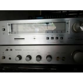 Planta Amplificador Technics + Tunner Yazumi