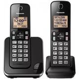 Teléfono Inalámbrico Panasonic Kx Tgc362 Nuevo