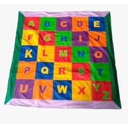 Tapete Infantil Impermeável E Térmico Corino Alfabeto 1,2 M