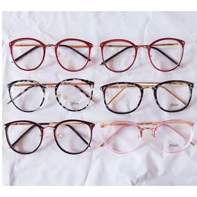 3d7866018a414 Armaçao De Oculos Para Grau Retro Aviador Acetato - Calçados, Roupas ...