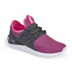 Zapatillas Gaelle Mujer Running Ultra Livianas Del 35 Al 40