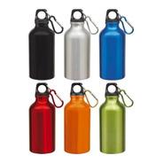 2x1 Botella Metalica 750 Ml Rosca Varios Colores
