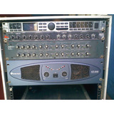 Compresor Dbx266 Amplificador Soundtrack Stp5000