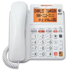 Telefono De Linea Para Casa Display Numeros Y Letras Grandes