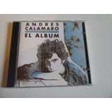 Andres Calamaro Abuelos De La Nada El Album-cd Nuevo