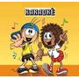 4 Dvds Musica Karaokê Infantil Coletânea Vídeo Festa Kids Cd