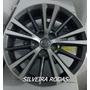 Jogo Rodas Aro 16 Toyota Corolla Xei Altis 2016+porcas+bicos