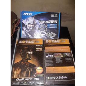 Tarjeta De Video Geforce 1024 Mb Ddr 3