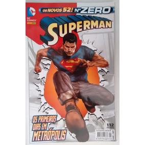 Superman N°0 Os Novos 52 (usado)